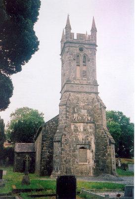Aghadoe Church, Killarney, County Kerry